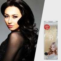 Balmain Prebonded Fill-in Extensions 40cm Straight 50 Pack Colour 614.23