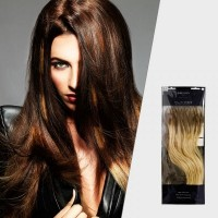 Balmain Fill-in Ombre Extensions 40cm Straight 50 Pack Colour Amsterdam