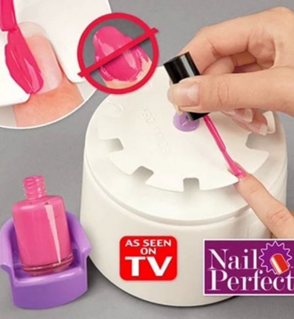 1 Set Nail Art Supply Salon-Perfect Nail manicure Kit Design Nail ...